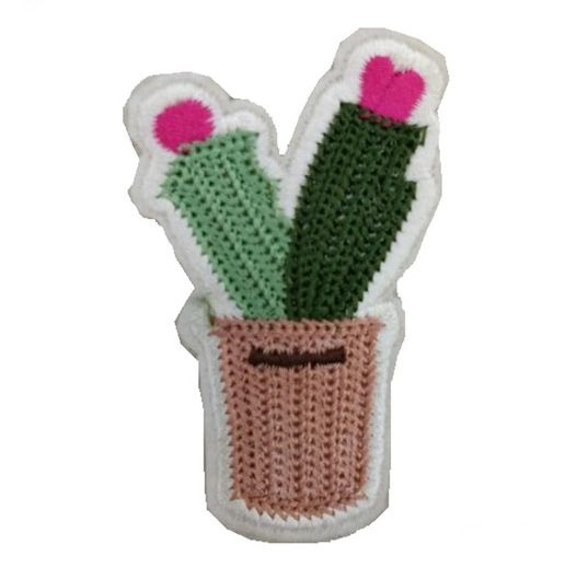 "Cactus Patch ""Cactus in Pot"""