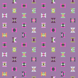 Tula Pink - PWTP043 - Arrowheads - Lunar Glow