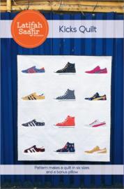 Kicks Quilt - pattern