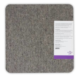 Wool Pressing Mat - 13,5 inch - The Gypsy Quilter