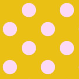 Pom-Poms - Marigold - PWTP118 - Tula Pink