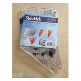 Sidekick ruler from Jaybird Quilts