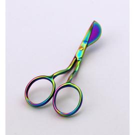 Mini Duckbill scissors - 4 inch - Tula Pink