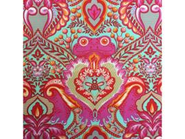 Tula Pink - PWTP009 - Frog Prince Peony