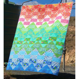 Tranquil Waters - Quilt - Zuma - Tula Pink