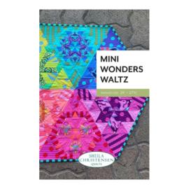 Mini Wonders Waltz - Pattern - Sheila Christensen