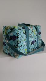 Emblem Duffle Bag - Pattern - Sew Sweetness