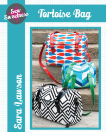 Sew Sweetness - Tortoise Bag - Patroon