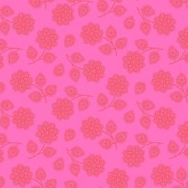 Tula Pink - PWTP074 - Henna Cerise