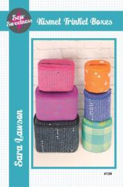 Sew Sweetness - Kismet Trinket Boxes