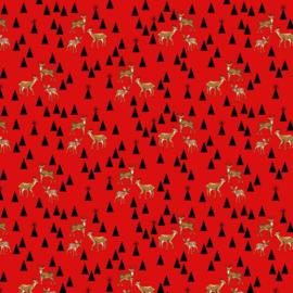 Bambi Life - Hollyberry - FNTP003 - Tula Pink