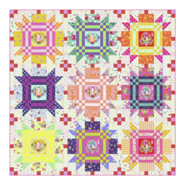 Checkmate Quilt - Quilt Kit - Tula Pink