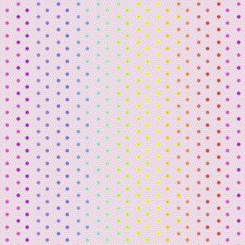 Hexy - Rainbow Shell - PWTP151 - Tula Pink