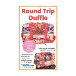 Round Trip Duffle - By Annie