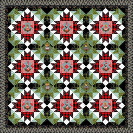 Merry and Bright - Quilt