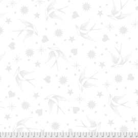 Fairy Flakes - Paper - PWTP157 - Tula Pink