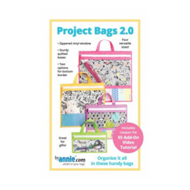 Project Bags 2.0 - patroon - By Annie