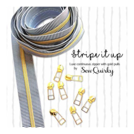 Stripe it up - Zebra - Sew Quirky