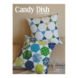 Candy Dish - pattern - Jaybird Quilts