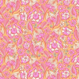 Tula Pink - PWTP079 - Wild Vines Sorbet