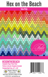 Hex On The Beach - patroon+mal+stoffen - Tula Pink