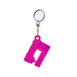 Machine Fob - keychain - Tula Pink - Acrylic