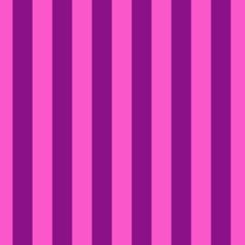 Tent Stripes - Foxglove - PWTP069 - Tula Pink