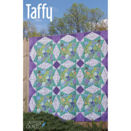 Taffy - pattern - Jaybird Quilts