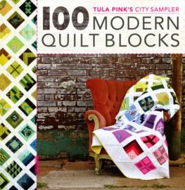 Starterspakket - Tula Pink City Sampler - 100 Modern Blocks