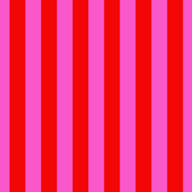 Tent Stripes - Peony - PWTP069 - Tula Pink