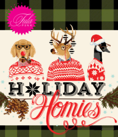 Holiday Homies - Flannel - juli 2021