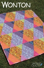 Wonton - patoon-Jaybird Quilts