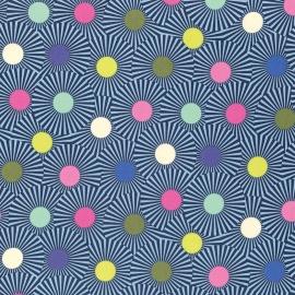 Tula Pink - PWTP088 - Blue Raspberry Clear Skies