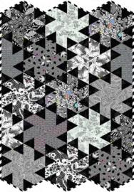Tiny Dancer  Baby Quilt - Linework - Tula Pink