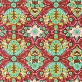 Tula Pink - PWTP085 - Orange Crush The Tortoise