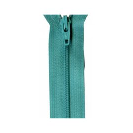 Tahiti Teal - Atkinson Design - 14 inch - YKK Zipper