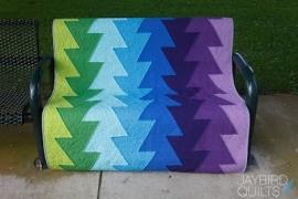 Northern Lights - patroon -Jaybird Quilts