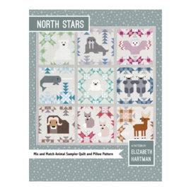 North Stars - pattern book - Elizabeth Hartman
