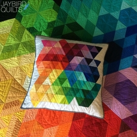 Gravity - patronenboek - BoM - Jaybird Quilts