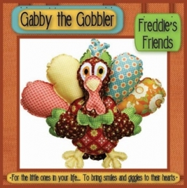 Gabby the Gobbler - Patroon