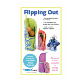 Flipping Out - patroon - By Annie