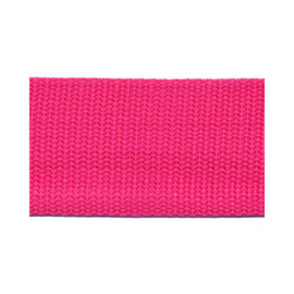 Fuchsia - 1 meter bag webbing - 38mm