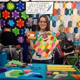Mini Hex N More ruler - Jaybird Quilts