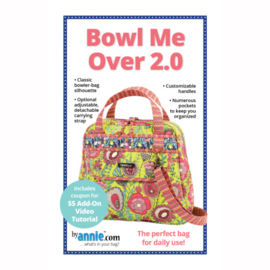 Bowl Me Over 2.0 - patroon - By Annie
