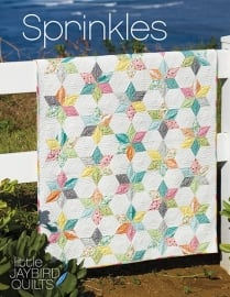 Sprinkles - patroon - Jaybird Quilts