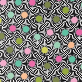 Tula Pink - PWTP088 - Strawberry Kiwi Clear Skies