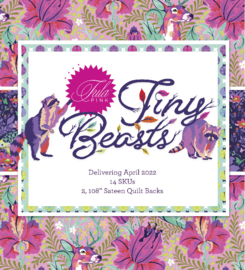 Tiny Beasts - PRE-ORDER