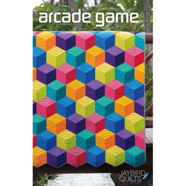 Arcade Game - pattern - Jaybird Quilts