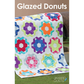 Glazed Donuts - pattern -Jaybird Quilts