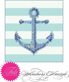 Anchor's Aweigh - quiltkit - Tula Pink